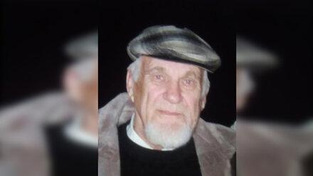 В Воронеже пропал 82-летний пенсионер
