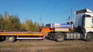 В Воронеже под колёсами грузовика погиб 82-летний велосипедист