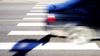 В Воронеже автомобилист на пешеходном переходе сбил 6-летнего мальчика