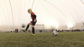 В Воронеже начался отбор в женскую команду «Факел»