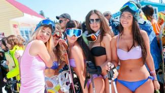 В Воронежской области горнолыжный сезон закроют «голым спуском»