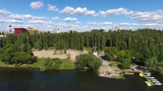 Воронежцев позвали на уборку набережной одного из популярных городских парков