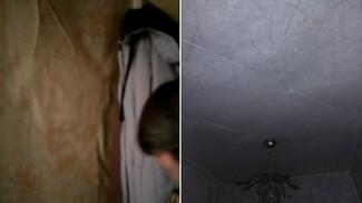«Кипяток дошёл до 7 этажа». Воронежцы показали на видео «стихийное бедствие» в общежитии