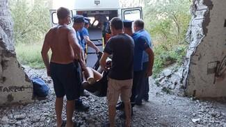 В Крыму женщина и ребёнок из Воронежа упали в заброшенную шахту АЭС