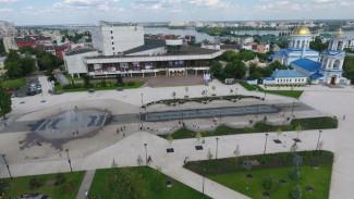 Воронежский форум «Зодчество VRN-2019» пройдёт на обновлённой Советской площади