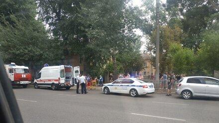 В Воронеже задержали сбившего на тротуаре троих пешеходов автомобилиста