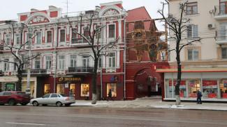 Советские звёзды-кристаллы оставили без ремонта в Воронеже