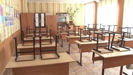 Власти прокомментировали историю с вооружённым человеком в воронежской школе