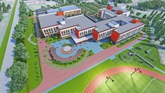 Воронежские проектировщики показали, какой будет новая школа-сад в Семилуках