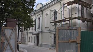 Воронежскому Дому Вигеля сделали новый фасад