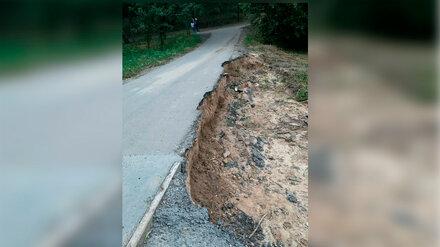 Воронежцы возмутились отсутствием ремонта в Центральном парке после летнего потопа