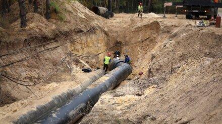 В Воронеже досрочно завершили работы на водоподъёмной станции