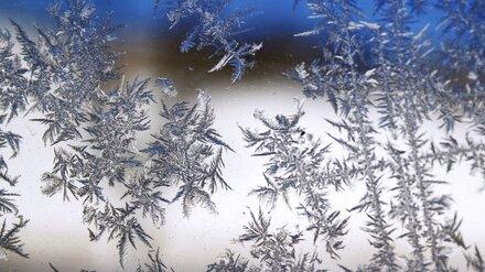 Начало новой рабочей недели в Воронежской области будет пасмурным и морозным