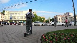 Мэрия ужесточила правила работы электросамокатов в Воронеже