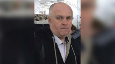 Пропавшим в Воронеже 56-летним мужчиной оказался чиновник