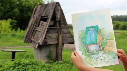 В Воронежской области населённые пункты благоустроят по эскизам жителей