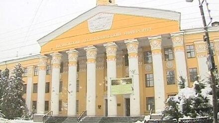 В Воронеже после череды безуспешных попыток нашли подрядчика для ремонта корпуса лестеха