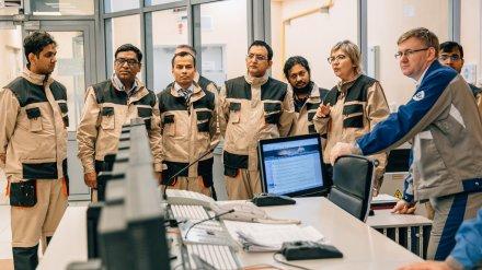 Нововоронежскую АЭС посетили эксперты из Бангладеш