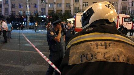 Потерявшая ногу при взрыве воронежской маршрутки пассажирка умерла в реанимации