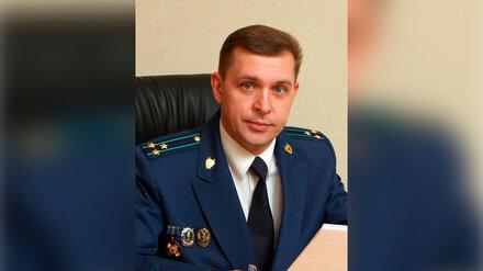 Путин повысил в должности первого зампрокурора Воронежской области