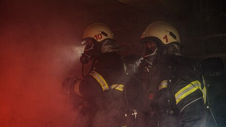 Губернатор отреагировал на пожар в воронежской райбольнице