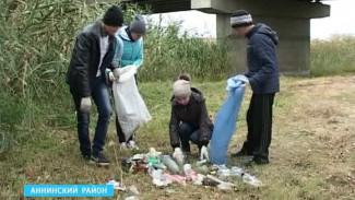 Аннинские школьники очистят от мусора берег Битюга