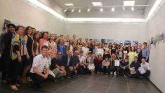 В Воронеже открылась выставка фоторабот участников международного детского экологического форума