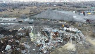Запреты властей и жалобы жителей не победили стихийную свалку в Воронеже