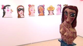 В Воронеже открылась выставка об идеальных женщинах Сергея Горшкова