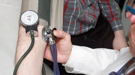 В Воронежской области из-за дождя закрыли поликлинику