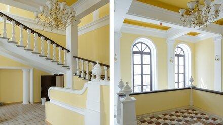 Обновлённый Дом Вигеля в Воронеже показали изнутри