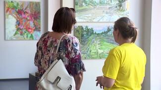 В Воронеже открылась выставка художников-антагонистов