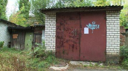 Под Воронежем в гараже нашли тело 50-летнего мужчины