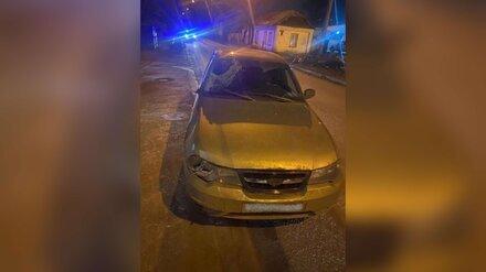 В Воронеже водитель иномарки сбил насмерть 55-летнего мужчину