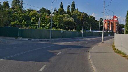 Воронежец предупредил автомобилистов о новой камере на набережной