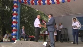 Самолётостроителей наградили на празднике воздушного флота