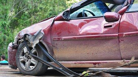 В Воронеже в ДТП пострадал 16-летний подросток