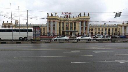 Остановка у главного вокзала Воронежа стала платной для маршрутчиков