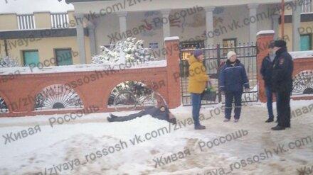 В Воронежской области возле детского сада нашли труп пенсионера