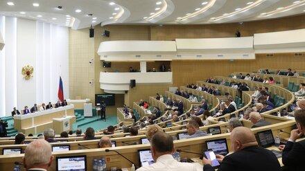 Воронежский сенатор представил в Совфеде закон, защищающий права обманутых дольщиков