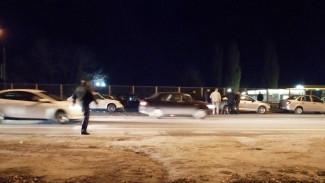 Устроивший под Воронежем массовое ДТП с 2 пострадавшими автомобилист был пьян