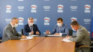 В Воронежской области подписали соглашение о снижении цен на овощи