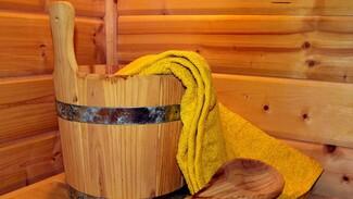 Воронежцам рассказали, как париться в бане без вреда для здоровья