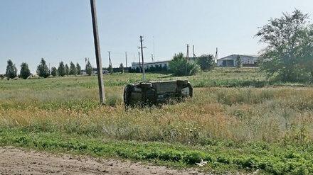 В Воронежской области пьяный водитель на иномарке вылетел в кювет: погибла пассажирка