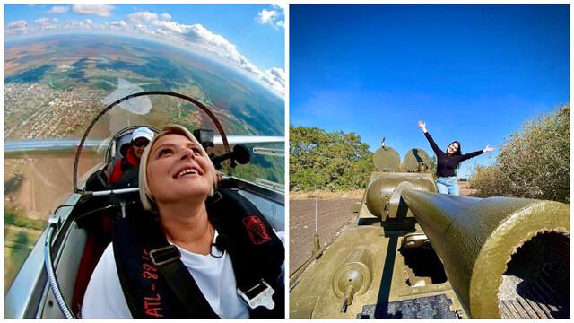 Легендарный Т-34 vs аэротруба. Как экстремально отдохнуть в Воронежской области