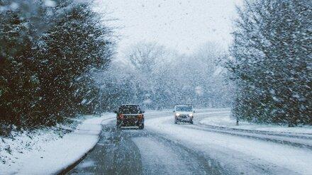 МЧС предупредило воронежцев о надвигающемся снегопаде