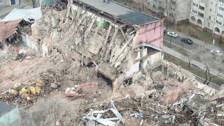 Экс-владельца уничтоженного хлебозавода в Воронеже оштрафовали на 750 тысяч
