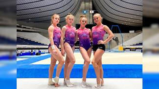 Воронежская гимнастка Ангелина Мельникова показала достойный результат на турнире в Токио
