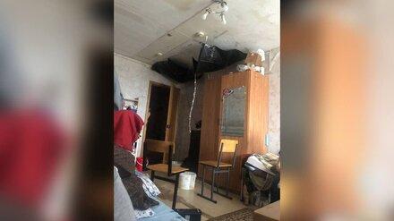 Студенты-медики добились расселения из затопленных в воронежском общежитии комнат