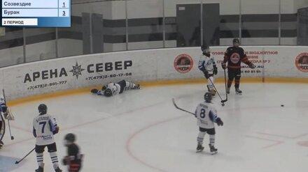 В Воронеже выписали из больницы пострадавшего на матче 11-летнего хоккеиста